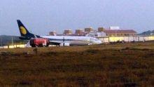 Jet Airways flight accident