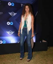 Kamal Sidhu, who's also hosting Vogue BFFs these days, was also present at the event.