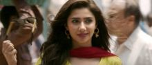 Mahira Khan in a still from Raees