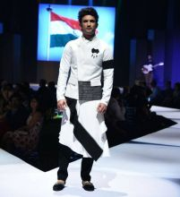 Sushant Singh Rajput rules the ramp.