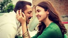 Salman Khan and Anushka Sharma in a still from Sultan
