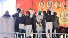 "The Congress leader said this election is not to ""form a government but to save Punjabiyat""."