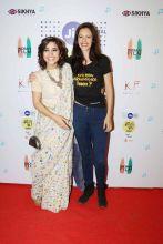 Shweta Tripathi with Kalki Koechlin