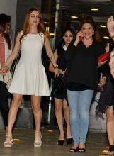 Sussanne Khan with Pinky Roshan