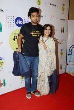 Vicky Kaushal and Shweta Tripathi