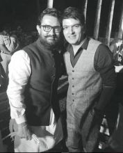 Kapil Sharma with Aamir Khan