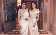 Jhanvi Kapoor and Sridevi