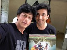 """Vikas Khanna drew inspiration from Bollywood actor Shah Rukh Khan. """"When I started my life in New York in 2000, there was a time in my life when I lived in homeless shelters and Grand Central station. Shah Rukh Khan's life's struggle for being a """"Self-mad"""