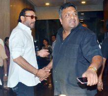 Jackie Shroff and Sanjay Gupta
