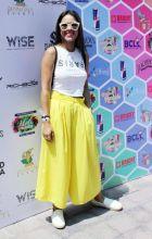 Rang De: Jamai Raja actress Nia Sharma seems to have just arrived for the party.