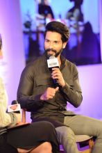 Shahid Kapoor at India Today Woman Summit 2017