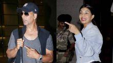 Akshay Kumar and Jacqueline Fernandez