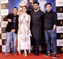 Arjun Kapoor, Shraddha Kapoor, Chetan Bhagat, Mohit Suri