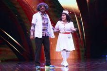 Sunil Grover and Ali Asgar