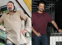 Sanjay Dutt and Anil Kapoor