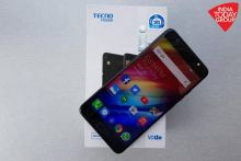 Tecno i7: Sleek and stealthy