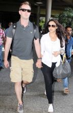 Gene Goodenough and Preity Zinta