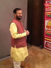 Prakash Javadekar at India Today Editors' Roundtable,