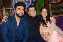 Arjun Kapoor, Shraddha Kapoor, Chetan Bhagat