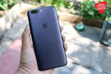 OnePlus is back with a new phone and it is called the OnePlus 5. launched in India today at a price of Rs 32,999, here take a look at the new OnePlus 5 in all its glory.