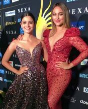 Alia Bhatt and Sonakshi Sinha
