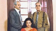 A still from the show Shanti