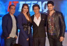 Akshaye Khanna, Sonkashi Sinha, Shah Rukh Khan, Sidharth Malhotra
