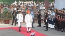 Narendra Modi, Independence Day