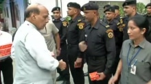 Rajnath Singh, Independence Day