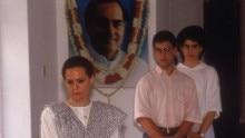 Rajiv Gandhi, Sonia Gandhi, Rahul Gandhi, Priyanka Gandhi pictures, images of priyanka gandhi