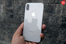 iPhone X: Shiny, smooth and very expensive