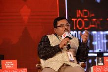 Prasenjit Bose at India Today Conclave East 2017