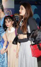 Raveena Tandon with daughter Rasha