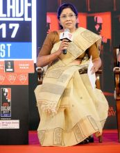 West Bengal minister Shashi Panja at India Today Conclabve East 2017