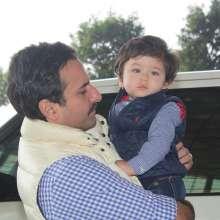 Saif and Taimur