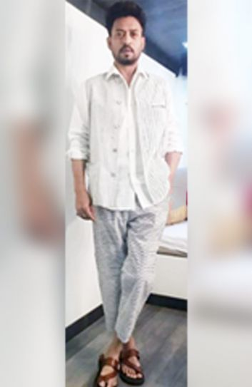6 Times Irrfan Khan S Outfits Were Too Cool For A 50 Year Old