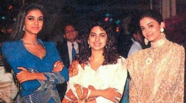 Juhi Chawla turns 50: Have you seen these photos of the birthday