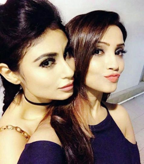 Mouni Roy, Adaa Khan