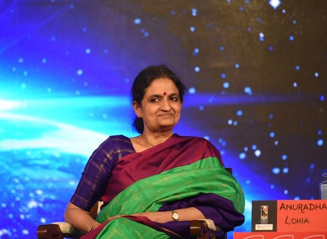 Anuradha Lohia at India Today Conclave East 2017