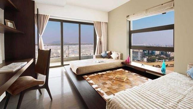 Abhishek Bachchan and Aishwarya Rai Bachchan's new apartment