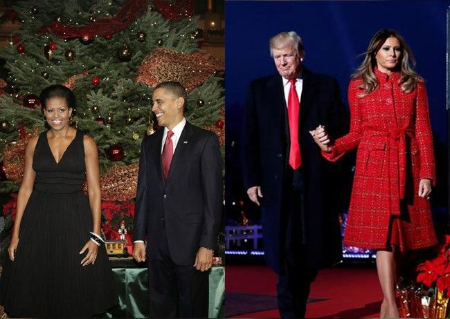 Melania Trump Or Michelle Obama Who Dressed Better During