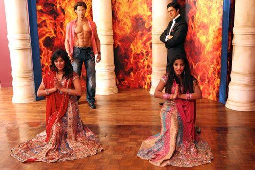 Shah Rukh and Hrithik