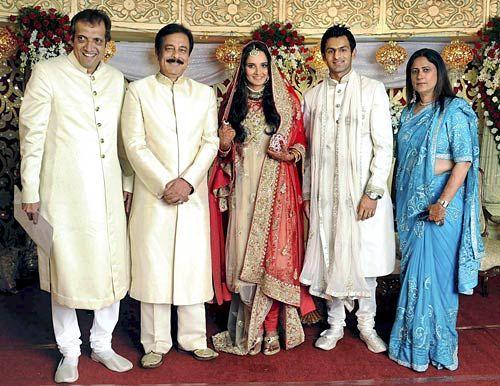 Sania Shoaib S Wedding Al