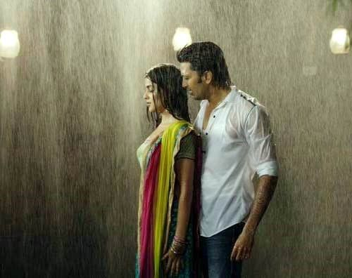 Riteish Desmukh and Genelia D' Souza in Tere Naal Love Ho Gaya