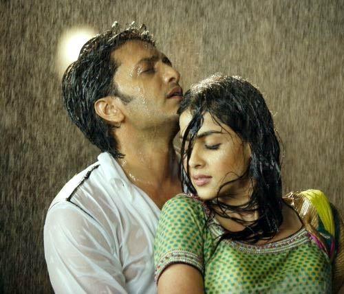 Riteish Desmukh and Genelia D' Souza in Tere Naal Love Ho Gaya