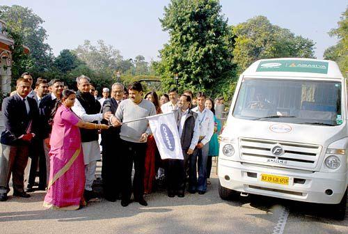 Raj CM launches mobile dispensary   IndiaToday