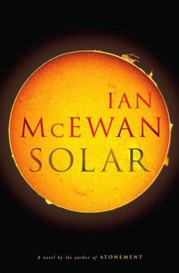 Solar, Ian McEwan, solar power,