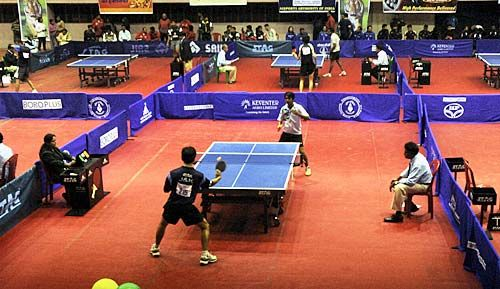 Table Tennis Championship 2010