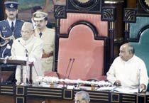 Madhya Pradesh Governor Rameshwar Thakur