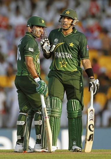 Akmal and Misbah